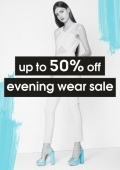 Evening wear SALE @ PAPAYA