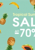 Tropical Summer Sale @ PAPAYA