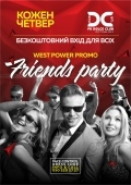 Friends party @ Dolce Club